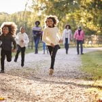 Family Exercise is Good for You